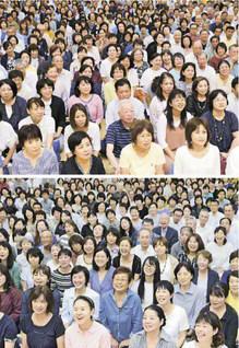 「正義」「共戦」の魂脈打つ神奈川の同志が、歴史を開く大攻勢へ。横浜・保土ケ谷総区(上)、旭総区の集い