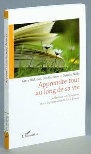 てい談集『人間教育への新しき潮流』のフランス語版