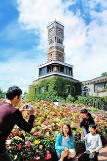 北海道 札幌からくり時計塔 グランマイスター