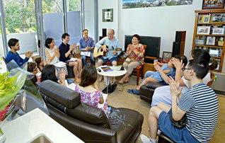 """世界各地で行われる""""ザダンカイ""""は永遠に広布発展の要! ここから、地域に信頼と友情の輪を広げよう(オーストラリア)"""