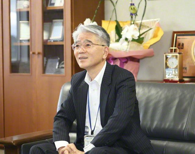 簗田雅伸さん