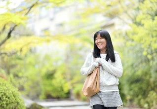 「池田先生をはじめ、私を信じてくれる人がいるから」と、菅野さんの笑顔は晴れやかだ