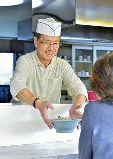 北海道・安平町でラーメン店を営む髙林さん