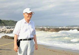 「池田先生は、90歳になられた今も私たちを全魂で励ましてくださっている。私も懸命に頑張ります!」と熊沢さん。師匠との共戦の決意を新たに前進する