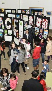 多くの来場者でにぎわったニュージーランド文化会館のオープンデー