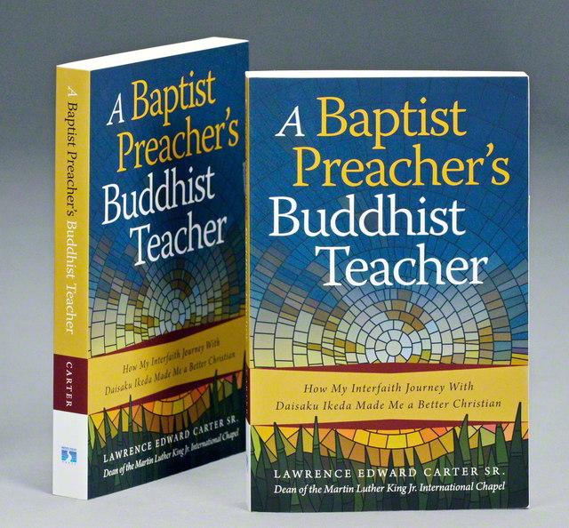 カーター所長の著作『バプテスト牧師の仏法の師匠』