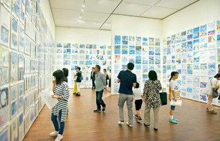 にいはまSDGsアート・フェスティバルは、愛媛県新居浜市の新居浜市美術館で10月18日まで開催。9月17・24・30日、10月8日は休館。開館時間は午前9時30分から午後5時。入場無料